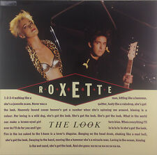 """12"""" Maxi - Roxette - The Look - k2936 - washed & cleaned"""