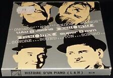 *** FILM SUPER 8 NB SONORE 82 METRES - LAUREL ET HARDY / HISTOIRE D'UN PIANO ***
