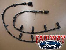 05 06 07 Super Duty F-250 F-350 OEM Genuine Ford Glow Plug Wire Harness Set 6.0L
