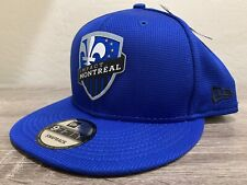New Era Montreal Impact On Field 9FIFTY Snapback Cap MLS NWT