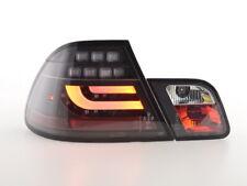 Rückleuchten LED BMW 3er E46 Coupe Bj. 03-07 schwarz