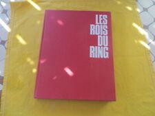 Les Rois du Ring - Boxe - Sam André & Nat Fleischer - 1977