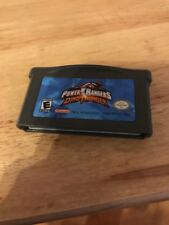 Power Rangers: Dino Thunder (Nintendo Game Boy Advance, 2004)