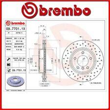 09.7701.1X#27 DISCO FRENO ANTERIORE SPORTIVO BREMBO XTRA BMW Z3 Roadster (E36) 3