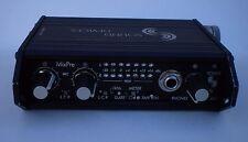Sound Devices MixPre Compact 2 Channel Field Mixer & Porta Brace Strap