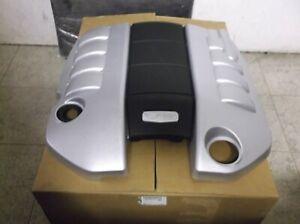 Pontiac G8 Silver Engine Cover~92068791~2008-2009~OEM Genuine GM~6.0L-6.2L V8~09