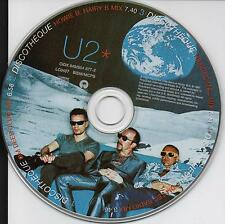 U2 RARE CD DISCOTHEQUE NEW UNPLAYED