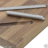 1 pc x Worktop Protectors Solid Timber Hot Rods for Routering 300 x Ø 12 mm