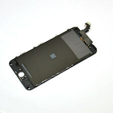 """Black Front LCD Lens Touch Digitizer Screen Assembly for iPhone 6 Plus 5.5"""" OEM"""