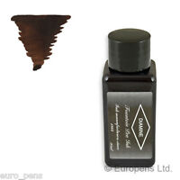 Diamine Plastic Bottled Ink (30ml) Shades of Brown For Fountain Pens UK Stockist