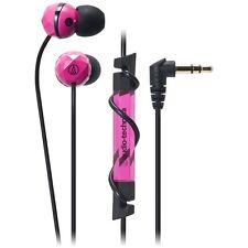 Audio-technica ATH-CKF303/PK Earphones Bijoue Stereo ATHCKF303 Pink