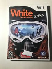Shaun White Snowboarding: Road Trip (Nintendo Wii, 2008) Complete And Tested.