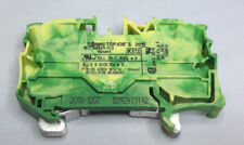 WAGO 2010-1207 Schutzleiterklemme Neu 1 Stück aus OVP