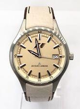 Jacques Lemans Formula1 F1 SPORTS F5036  Men's Wrist Watch 40MM