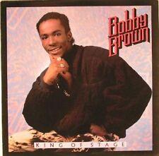 Bobby Brown-King of stage UK 1986 LP