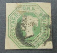 nystamps Great Britain Stamp # SG55 Used £1000
