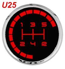 Pomo de palanca de cambio de piel iluminado AUDI  Todos los modelos A4 A6 TT