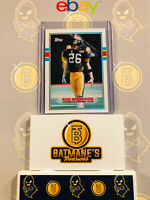 1989 Topps Rod Woodson #323 RC Rookie NM/M MINT Football Card Lot