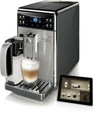 PHILIPS SAECO GranBaristo HD8978/01 Kaffeevollautomat + Milchkanne