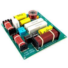 300W 3-Wege-HiFi-Lautsprecher Frequenzteiler Crossover Filter YLWWC