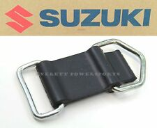 New Suzuki Fuel Gas Tank Hold Down Belt Band Strap RM RMX RMZ (See Notes) #Q166
