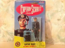 Captain Scarlet series. Captain Black figure. B.N.I.P