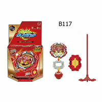 New Beyblade Burst B-117 Revive Phoenix Starter Set With String Launcher Toy