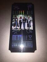 Little Mix Lm5 Vip Your Commemorative Ticket