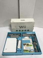 Nintendo Wii System Tested