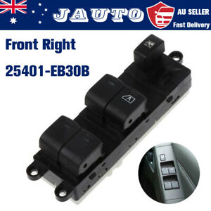 Electric Power Switch Control For Nissan Navara D40 PATHFINDER R51 2007-2015