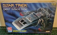"Star Trek Deep Space Nine Runabout Rio Grande Amt Ertl Model 8741 1/72 scale 12"""