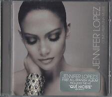 JENNIFER LOPEZ / COMO AMA UNA MUJER - SPANISH ALBUM * NEW CD 2007 * NEU *