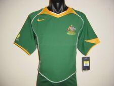 AUSTRALIA SOCCEROOS 2004/2005 AWAY NIKE SHIRT JERSEY BNWT SMALL
