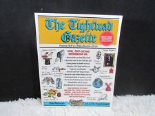 1992 The Tightwad Gazette by Amy Dacyczyn Paperback Book
