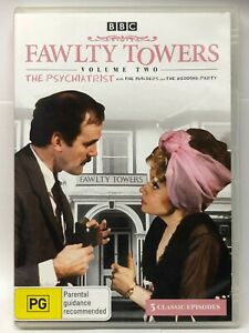 Fawlty Towers - Volume Two - DVD - AusPost with Tracking
