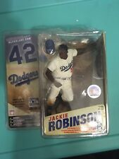 Jackie Robinson McFarlane Cooperstown Collection Series 3 Action Figure