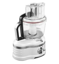 Genuine KitchenAid Pro Line 16-Cup Food Processor Frosted Pearl WhiteKFP1642FP