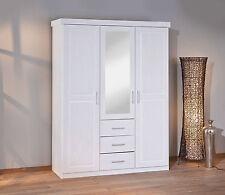 Schlafzimmerschrank weiß  Kleiderschränke aus Massivholz | eBay