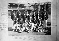 West Indies Team Group 1923 OLD CRICKET PHOTO