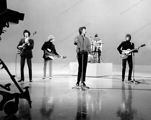 8x10 Print The Rolling Stones Performing 1960's #RS99