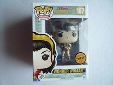 Free shipping! Funko Pop Bombshell Wonder Woman #167 Chase LIMITED EDITION