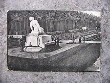 Lagerpost Grafenwöhr AK Truppenübungsplatz Gefangenenfriedhof