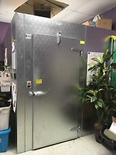 8x10 Bush walk in Cooler  11/2 year old. Barely used