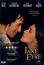 BRAND NEW DVD / Jane Eyre / William Hurt ,  Anna Paquin // CHARLOTTE BRONTE