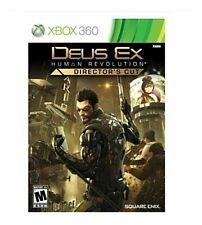 Deus Ex: Human Revolution - Director's Cut (Xbox 360)Brand New & Sealed