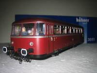 Märklin Hübner 3011 Schienenbus VB 98 Beiwagen digital Neuzustand OVP