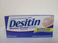 Desitin Diaper Rash Ointment Tube - 2 oz