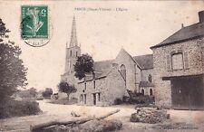 PANCE 392 l'église coll lacroix timbrée 1908