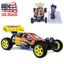 HSP Rc Car 1/10 Scale Models Nitro Gas Power 4wd Remote Control Off Road Buggy