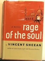 Rage of the Soul by Vincent Sheean (1952, Hardcover)